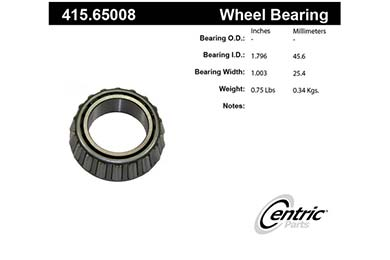centric-CE 41565008 Fro
