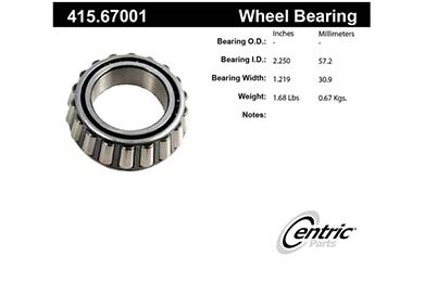 centric-CE 41567001 Fro