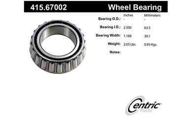 centric-CE 41567002E Fro