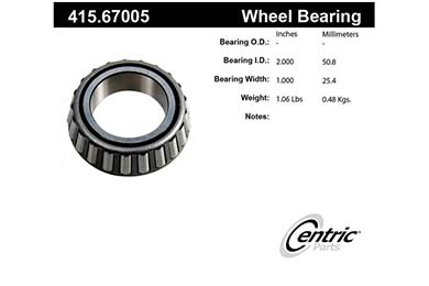 centric-CE 41567005 Fro