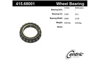 centric-CE 41568001 Fro