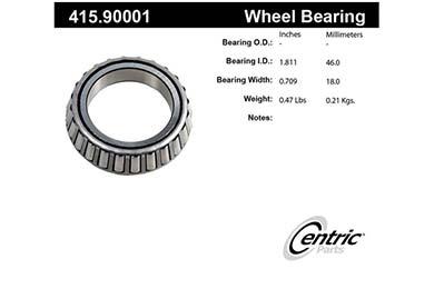 centric-CE 41590001E Fro