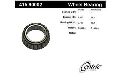 centric-CE 41590002E Fro