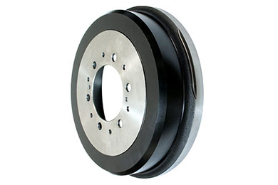 centric premium brake drum left