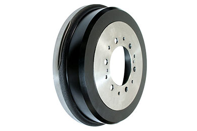 centric premium brake drum right