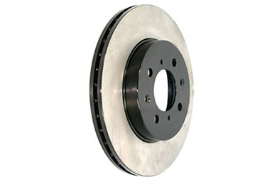 centric premium rotors right