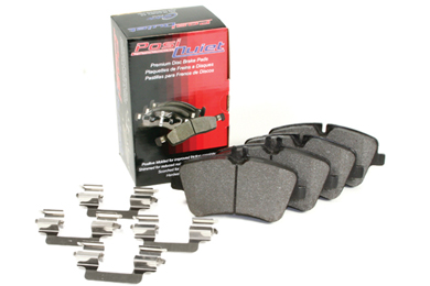 posi quiet semi metallic brake pads sample image