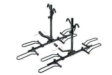 Image of Pro Series Q-Slot Hitch Mount Bike Rack 63138