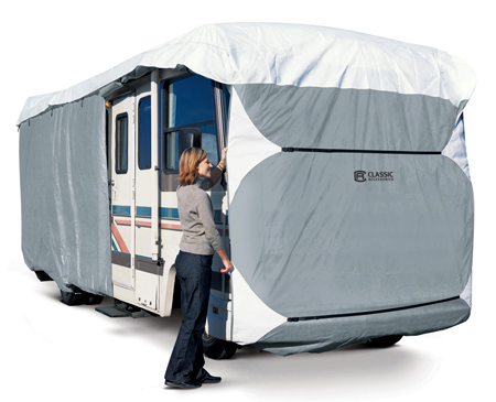 Classic Accessories PolyPro III Deluxe RV Covers 70263 Class A RV Covers 4483-3404824