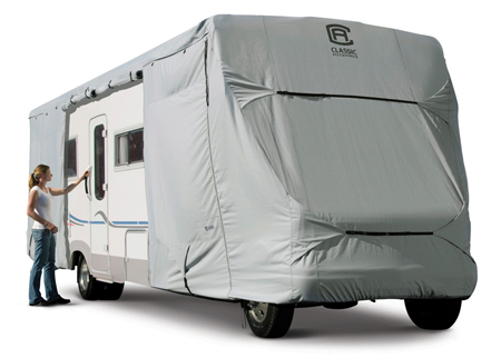 Classic Accessories PolyX 300 RV Covers 80-017-161001-00 Class C RV Covers 4482-3404811