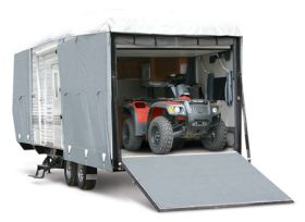 classic accessories polypro 3 deluxe toy hauler cover