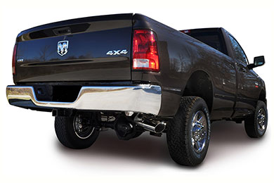 Dodge Ram Corsa Performance Exhaust