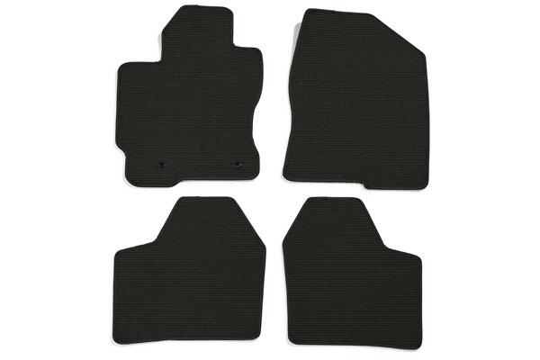 covercraft black 4piece front rear sample
