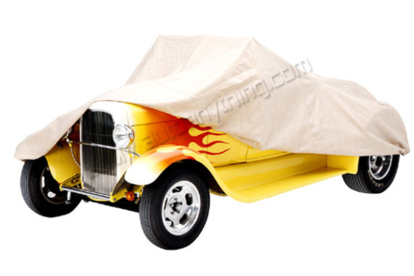 covercraft dustop car cover sample image