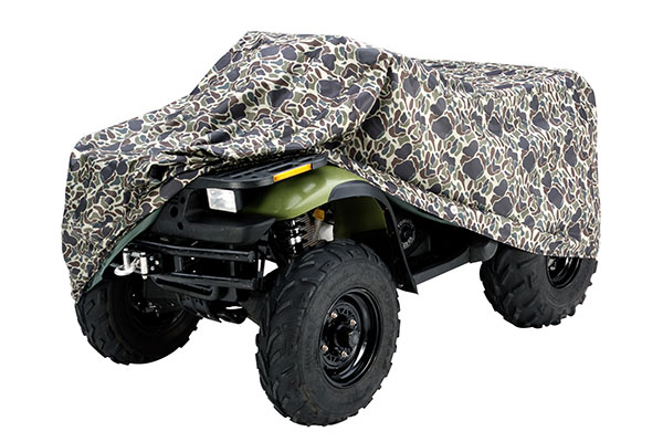 covercraft ready fit atv covers camo