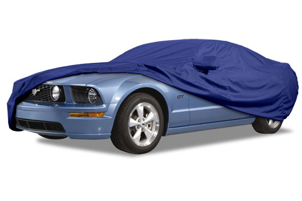 covercraft ultratect car cover blue