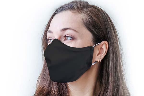 Coverking Face Mask - Black