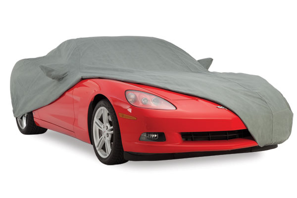 coverking triguard car cover sample image