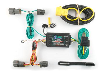 Curt T-Connectors 56100