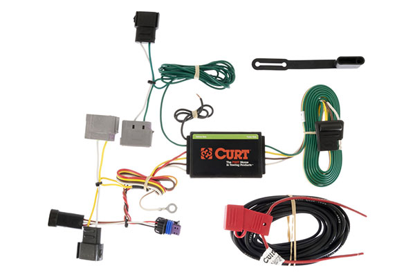 Curt 56154 - Curt T-connectors