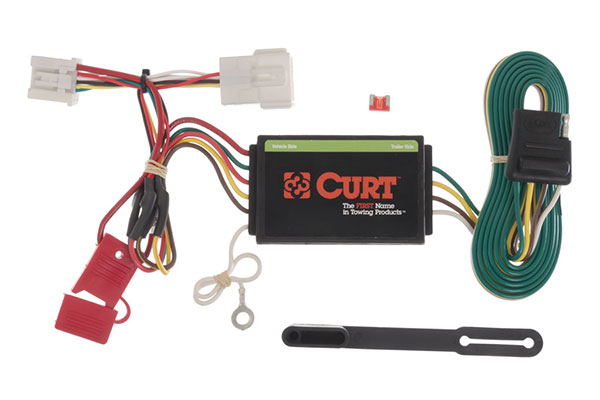 honda cr v hitch wiring curt curt t connectors