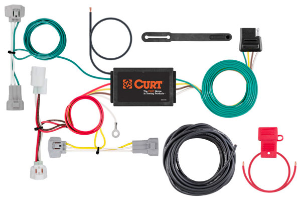 CURT 56282 - CURT T-Connectors - FREE SHIPPING! on taylor trailer wiring harness, draw-tite trailer wiring harness, curt trailer lights, trailer hitch wiring harness, curt trailer battery, curt trailer connectors, reese trailer wiring harness,