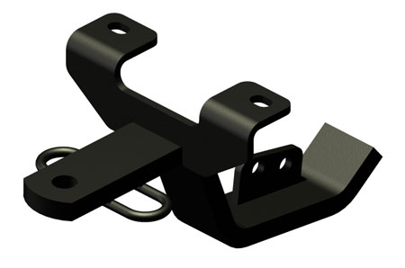 curt receiver hitch schematic 11143