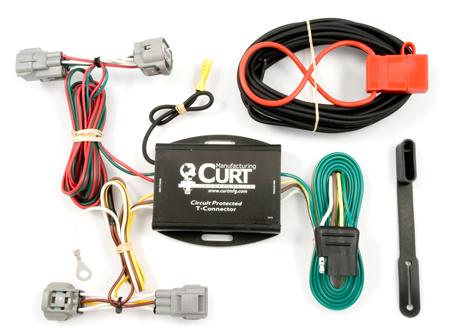 curt t-connectors 55349
