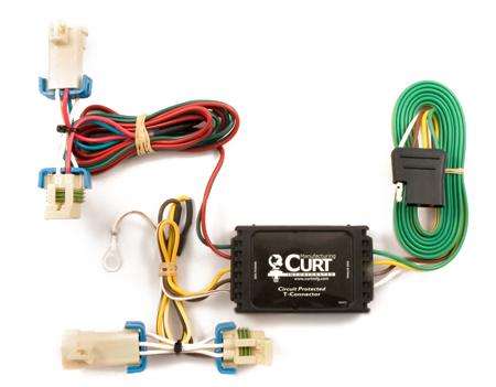 curt t-connectors 56017