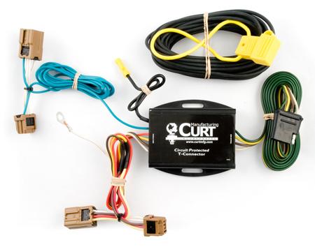 curt t-connectors 56021
