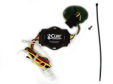 curt tconnectors schematic 55354