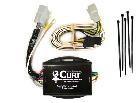 curt tconnectors schematic 56034