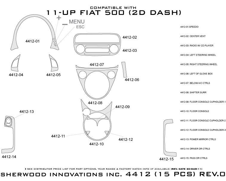 Sherwood 4412