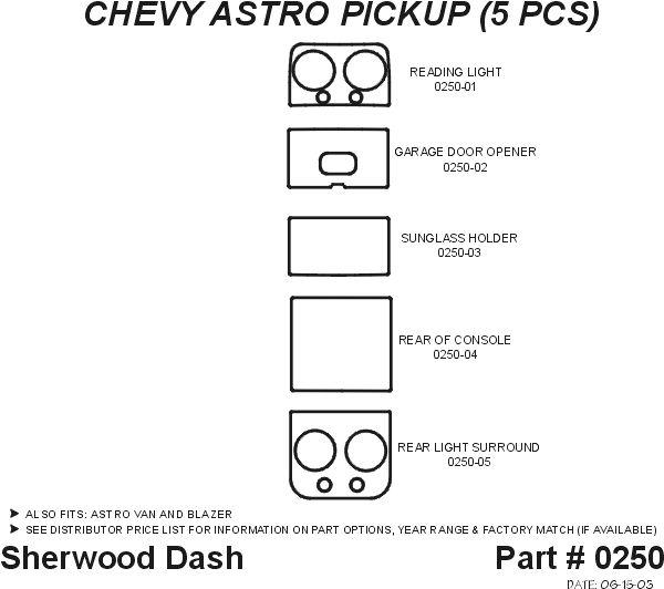 sherwood 0250