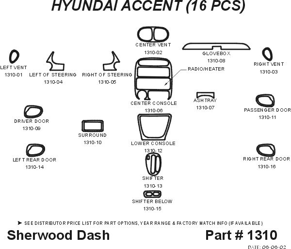 sherwood 1310