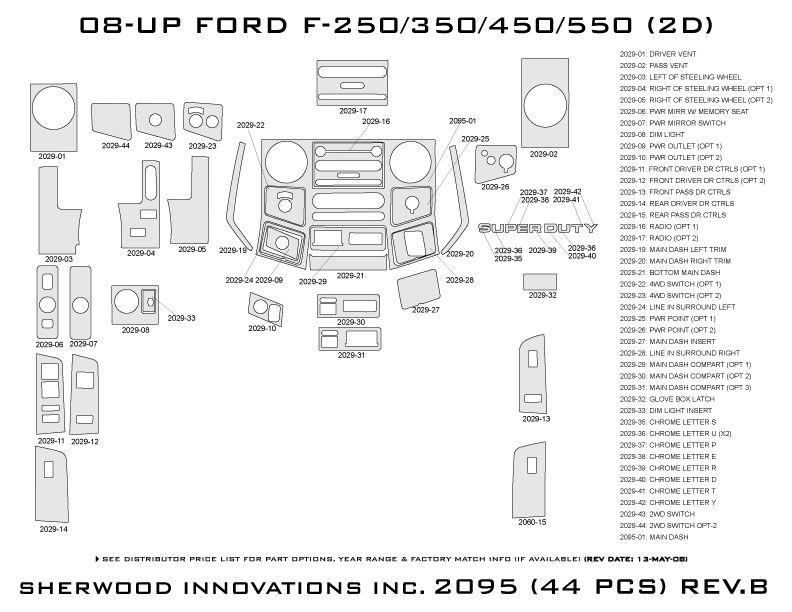 sherwood 2095
