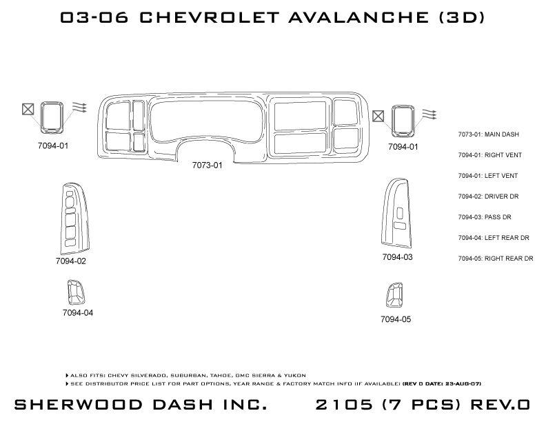 sherwood 2105