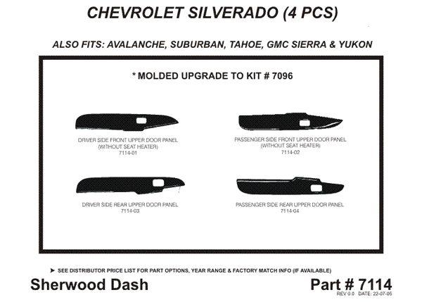 sherwood 7114