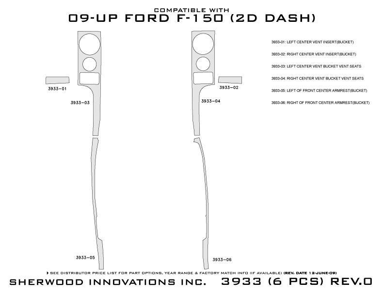 sherwood dash 3933