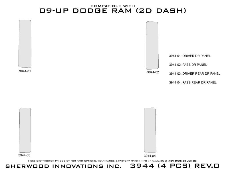 sherwood dash 3944