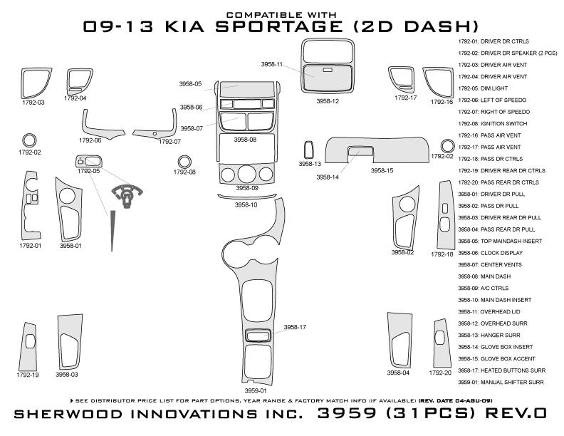 sherwood dash 3959