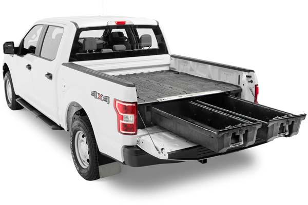 Decked DF4 Truck Bed Storage System