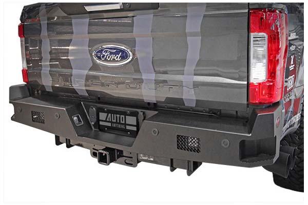 dee zee k series rear bumper sample