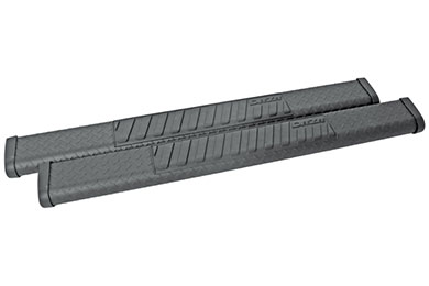 dee zee 6 black tread side steps reg cab sample