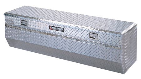 deflecta shield truck tool chest polished