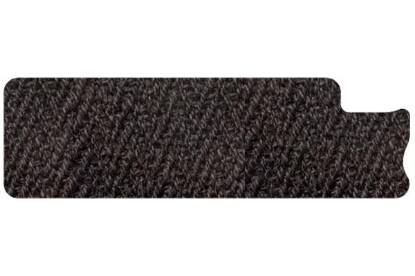 dm 701 black left rail mat sample