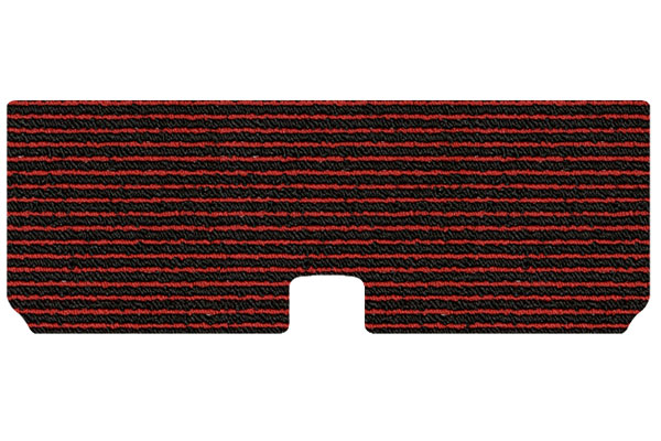 dm berber blk red tailgate sample