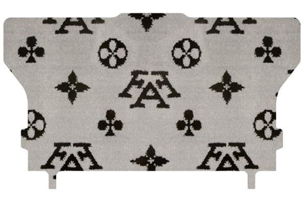 dm fashion granite back bench sample