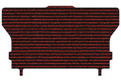 dm berber blk red back bench sample