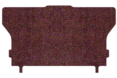 dm burgandy back bench sample